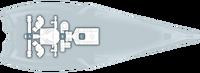 890 Jump - deck plan - Lido