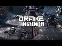 Star Citizen- Drake Interplanetary - Kraken 2948