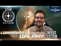 Star Citizen- Loremaker's Guide to the Galaxy - Nexus System