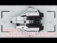 Star Citizen Live- Conceptualization - Spaceship-2