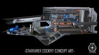 Starfarer cockpit concept art