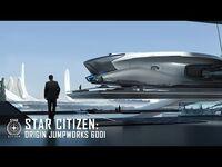 Star Citizen- Origin Jumpworks 600i