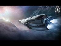 Star Citizen- Origin 890 Jump