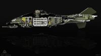 Vanguard harbinger section starboardside