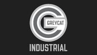 Greycat Industrial logo monochrom