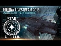 Holiday Livestream 2015- Javelin Blockout