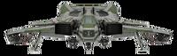 F7A Hornet Mk1 - front