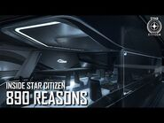 Inside Star Citizen- 890 Reasons - 3.5 Ep