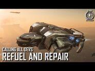 Star Citizen- Calling All Devs - Refuel and Repair