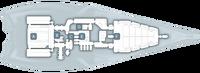 890 Jump - deck plan - Orlop