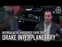 Star Citizen- IAE 2950 – Drake Interplanetary