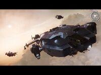 Star Citizen- Anvil Aerospace - Valkyrie 2948
