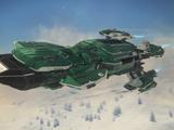 Constellation Phoenix Emerald