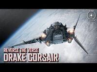 Star Citizen- Reverse the Verse LIVE - Drake Corsair