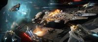 Idris-M - XenoThreat - Assault on Stanton (2)