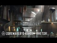 Star Citizen- Loremaker's Guide to the Galaxy - Rhetor System