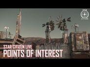 Star Citizen Live- Points of Interest