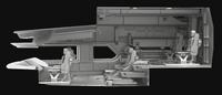 Starfarer - greybox cockpit (2)
