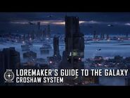 Star Citizen- Loremaker's Guide to the Galaxy - Croshaw System