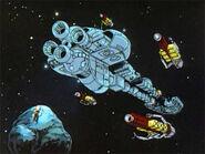 Der trojanische Astronaut (Folge 3)