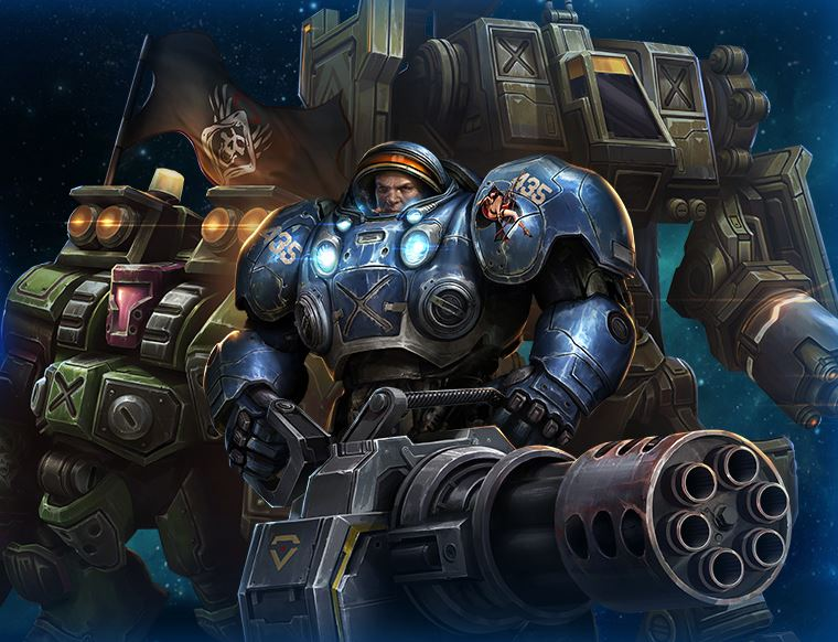 Tychus Findlay (Co-op Missions)