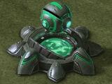 Tesseract cannon