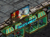 Tracey's Armory