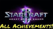 Starcraft 2 The Crucible - Brutal Guide - All Achievements!