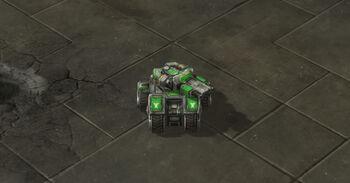 Modo Tanque