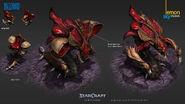 Hydralisk SCR Development1