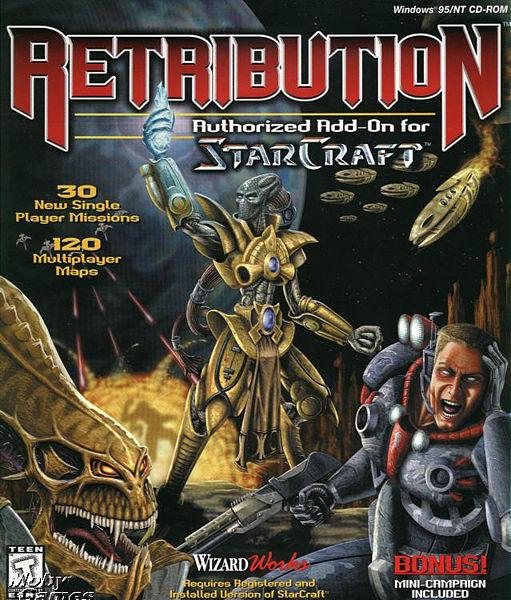 Starcraft Retribution Starcraft Wiki Fandom