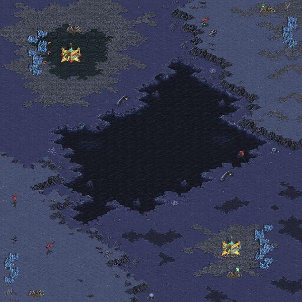 Midnight Lagoon