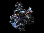3. Orbital Command Tyrador