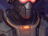Dominion trooper