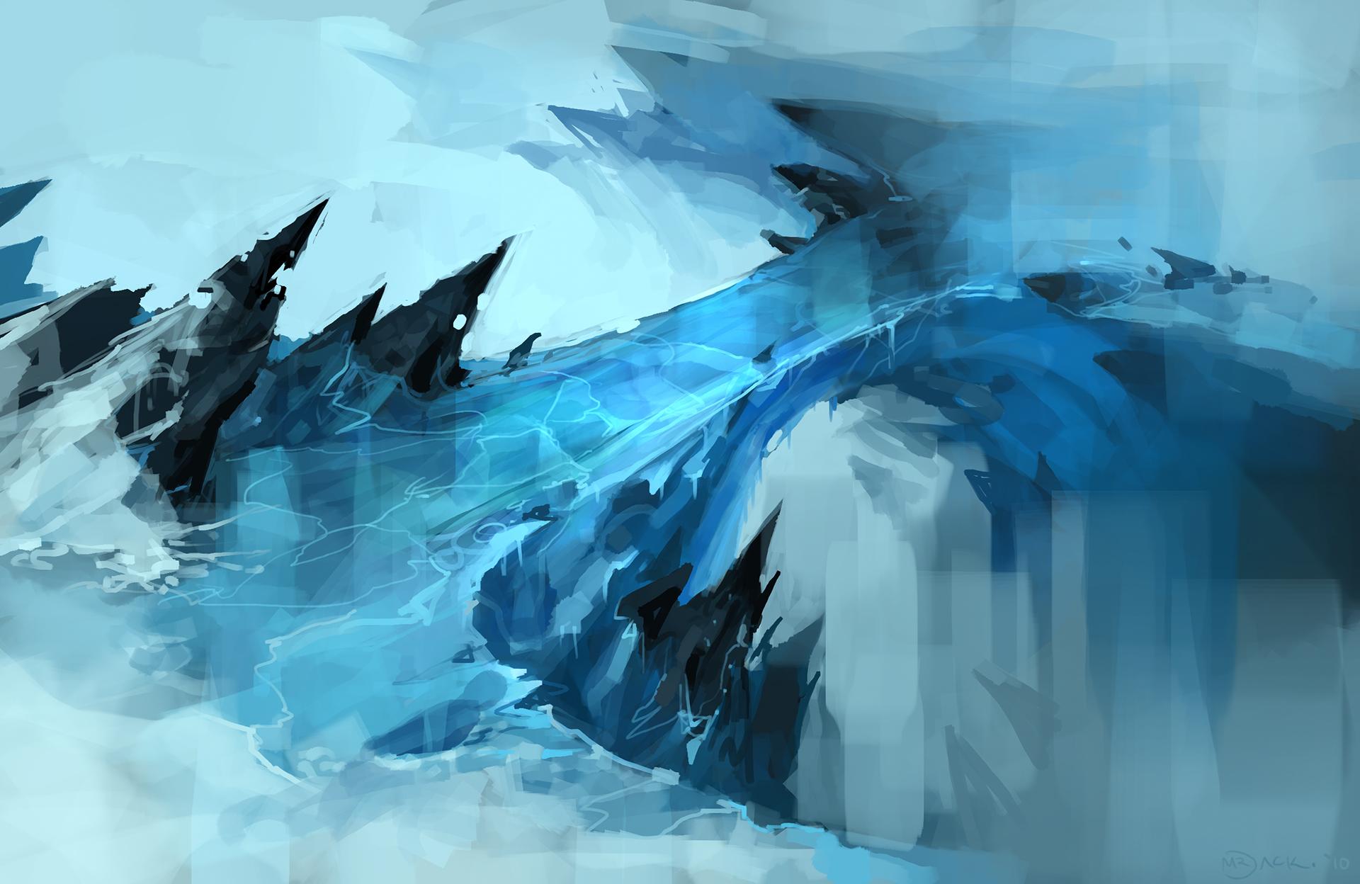 Ice Valleys