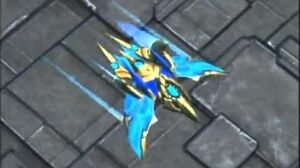 StarCraft 2 - Beta Phoenix Quotes