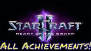 Starcraft 2 Death from Above - Brutal Guide - All Achievements!