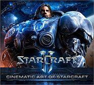 CinematicArtofStarCraft Cover1