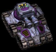 SCR режим танка