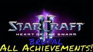 Starcraft 2 Planetfall - Brutal Guide - All Achievements!