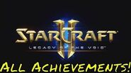 Starcraft 2 Dark Whispers - Brutal Guide - All Achievements!