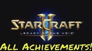 Starcraft 2 Ghosts In The Fog - Brutal Guide - All Achievements!