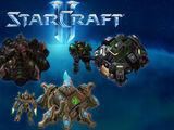 Lista de Unidades e Estruturas do StarCraft II