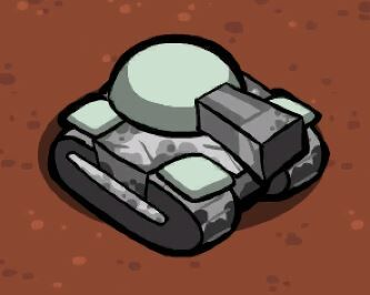 Tank Mode (Cartooned)