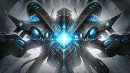 StarCraft II игра за протоссов (RU)