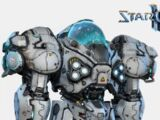 Umojan Protectorate heavy infantry armor