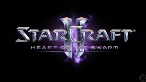 StarCraft 2 Heart of the Swarm Trailer