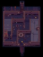 Подземелье вулкана крепость