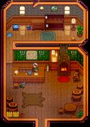 Adventurer's Guild Interior
