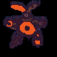 Уровень в форме звезды